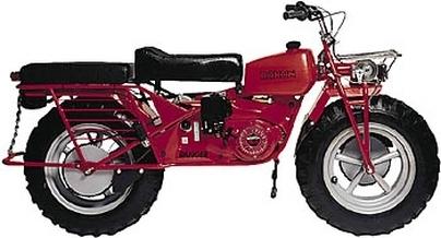 Rokon : drôle de machine au pays des Harley's