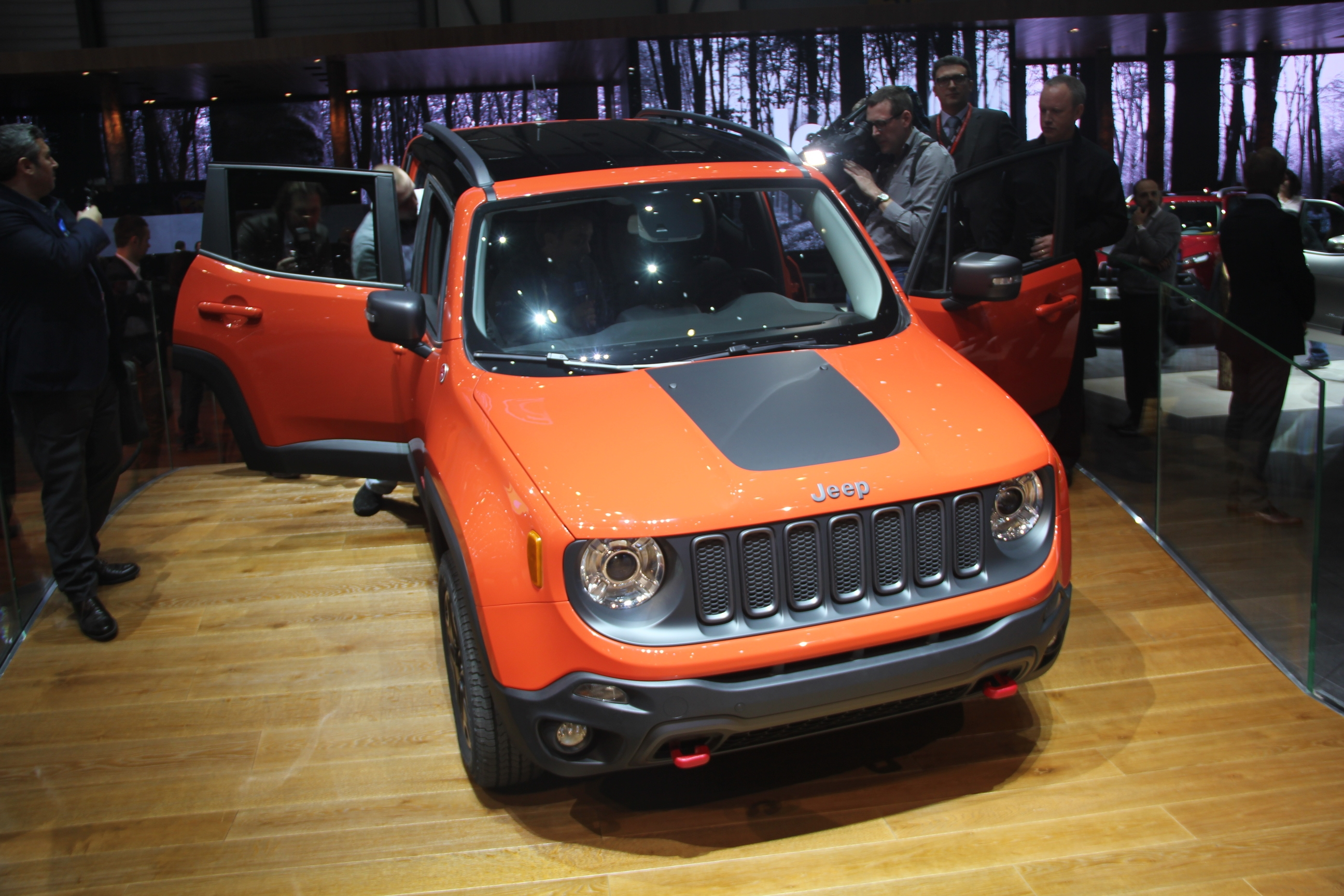 jeep at york show the international new grill file renegade auto wiki