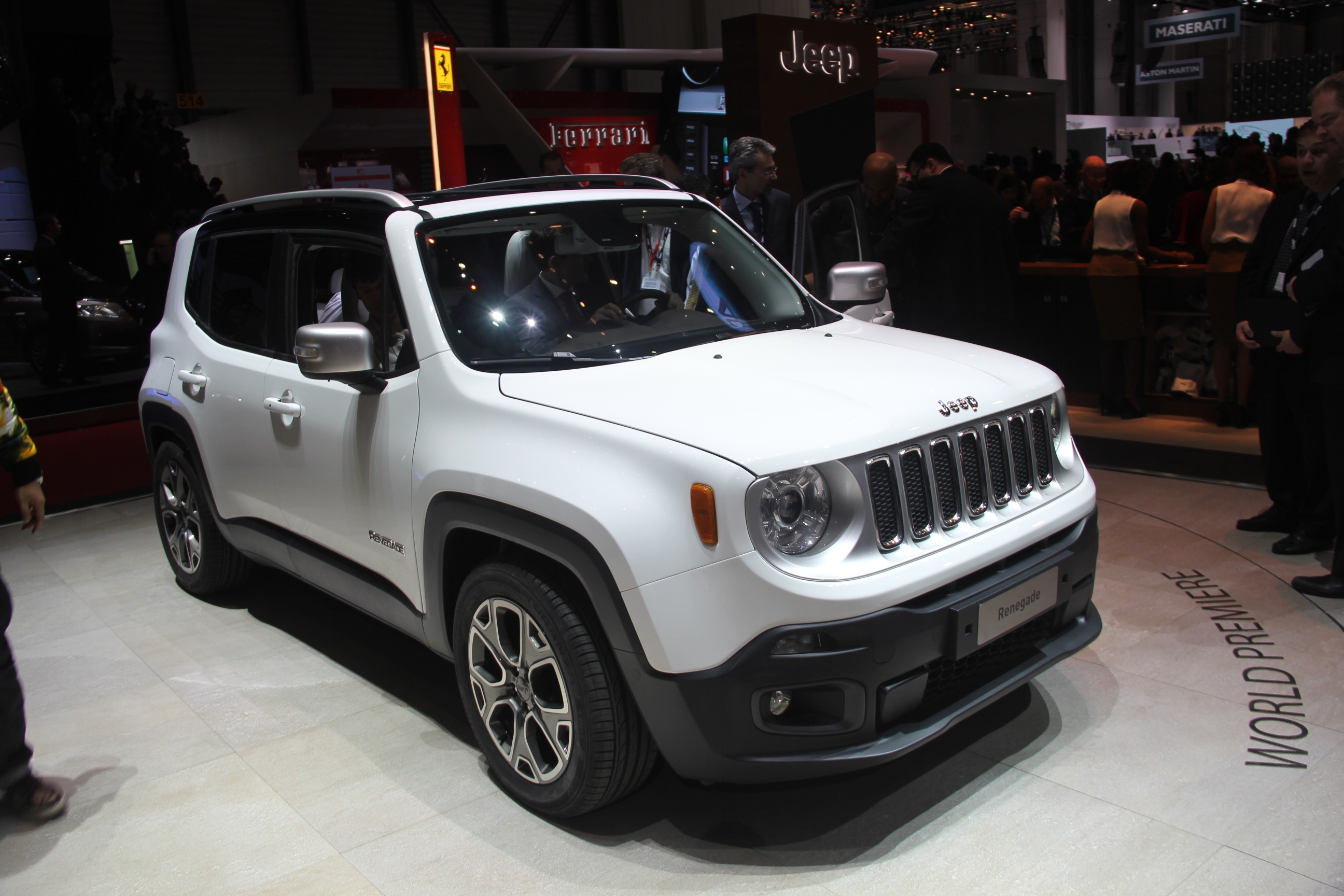 Topic officiel jeep renegade bu 2014