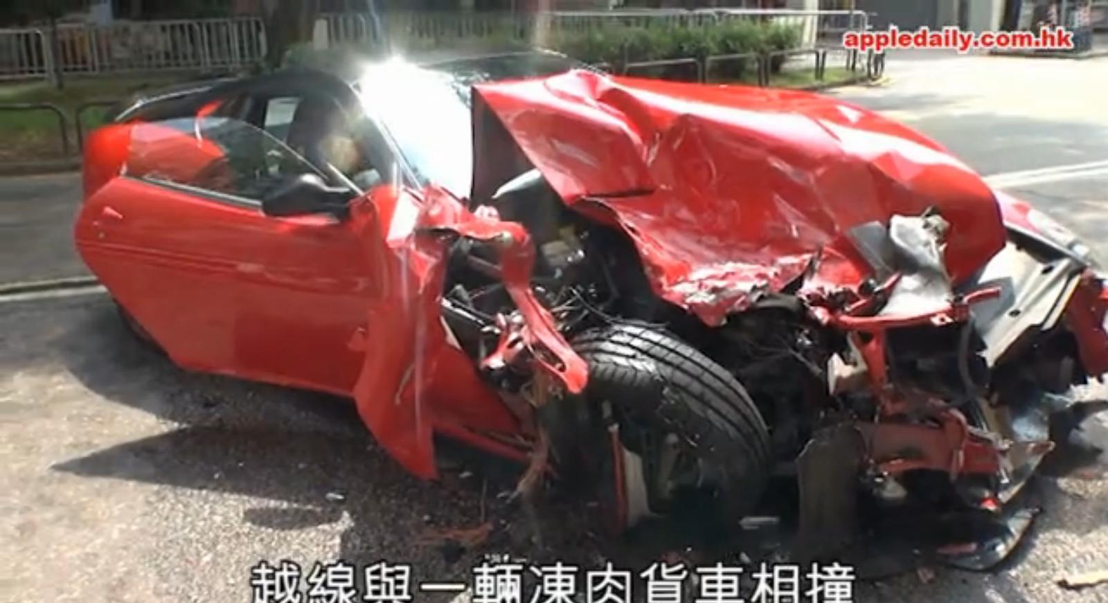 Was Paul Walker Porsche 911 Prone to Catch Fire in Crash