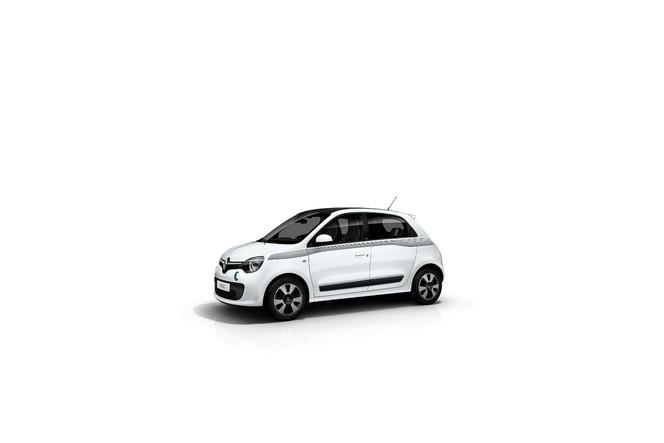 Renault lance la série limitée Twingo Limited