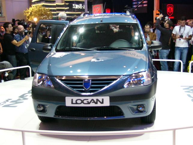 Dacia Logan break - 500 commentaires !