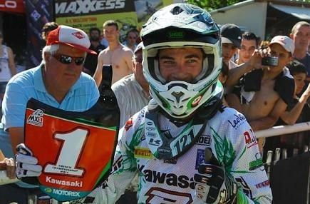 Motocross Elite à Gaillac : Xavier Boog et Nicolas Aubin, champions 2011