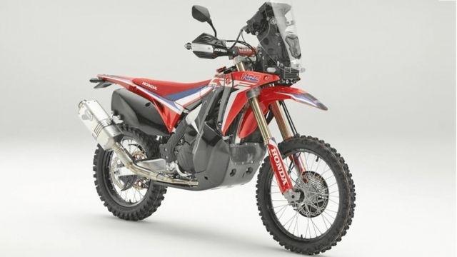 Nouveauté - Honda: une CRF 450L Rally bientôt pour tous les jours?