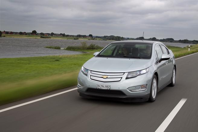 Essai vidéo - Chevrolet Volt : anti-stress