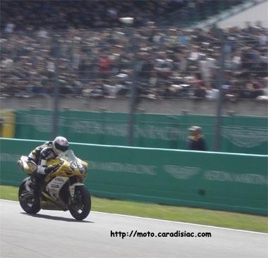 24 h du Mans 2008 en direct - Le GMT 94 pense déjà au Bol d'Or