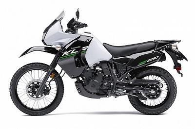 Nouveauté - Kawasaki: voici la dernière KLR650