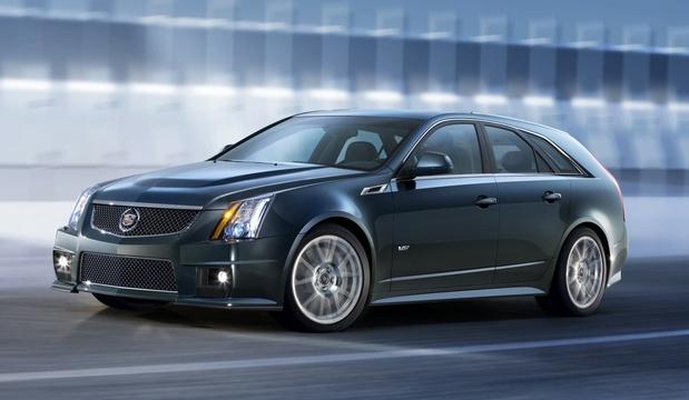 Le Cadillac CTS Wagon ne sera pas renouvelé