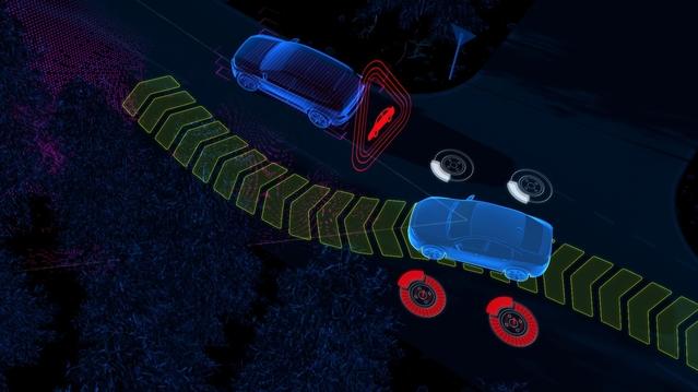 Salon de Genève 2017 - Le nouveau Volvo XC60 doté d'une direction qui évite les dangers