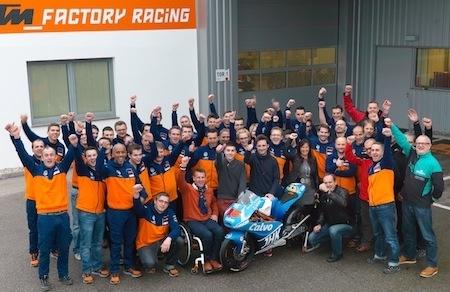 KTM et Motorex: nouveau partenariat