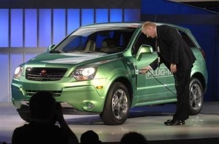 Salon de Detroit : General Motors n'a pas dit son dernier mot écolo face aux constructeurs japonais