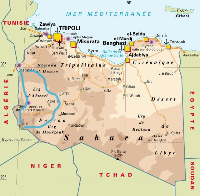Raid Horizon Dunes en Libye : Leslie, de Caradisiac, dans la course