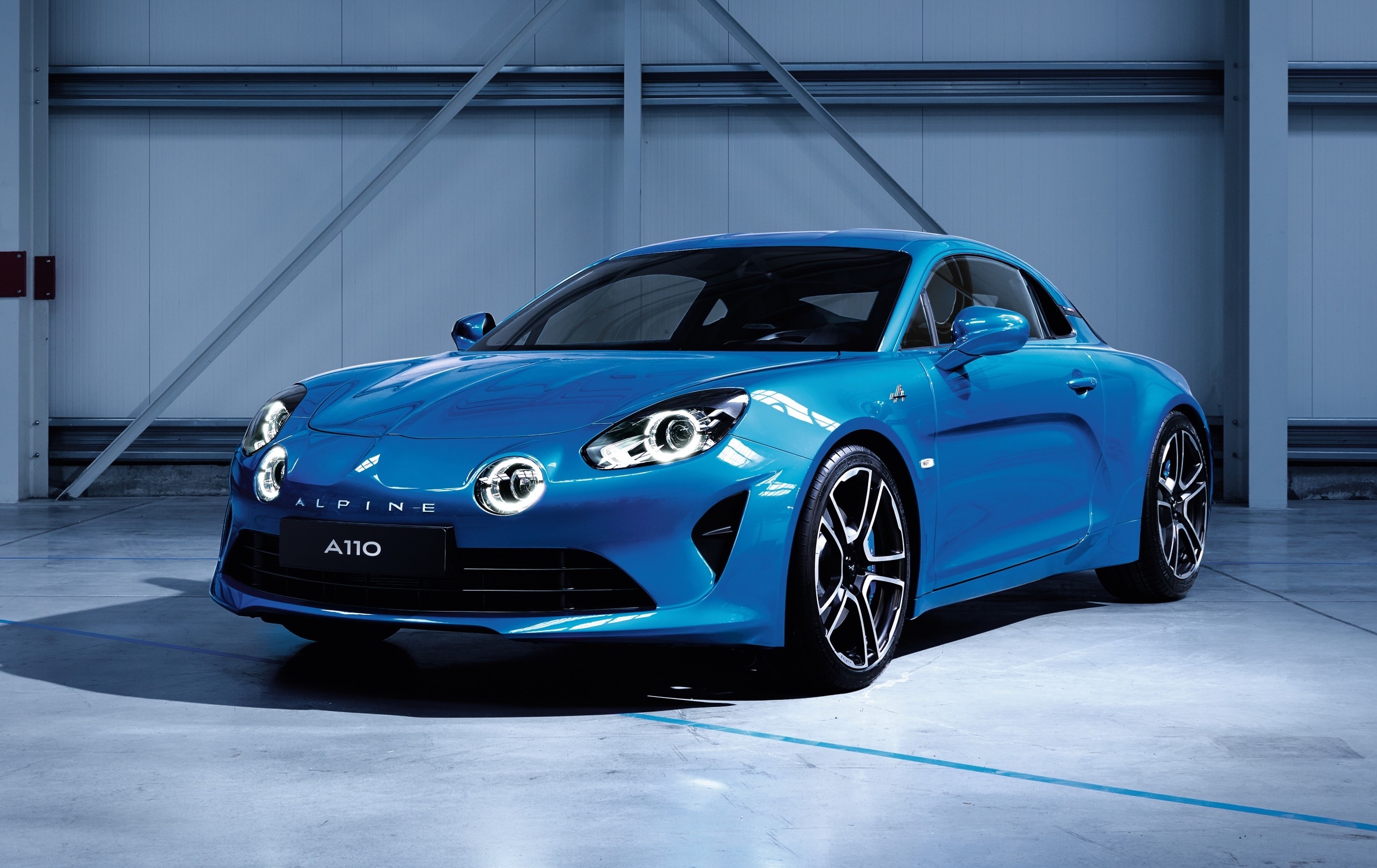 Alpine A110 Les Premi 232 Res Photos Officielles Salon De