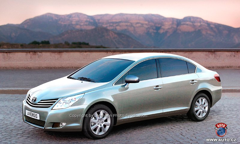 Toyota Avensis Iii 2009 Topic Officiel Page 3