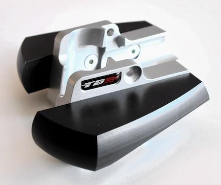 Top Block : kit de protection pour Honda NC 700S