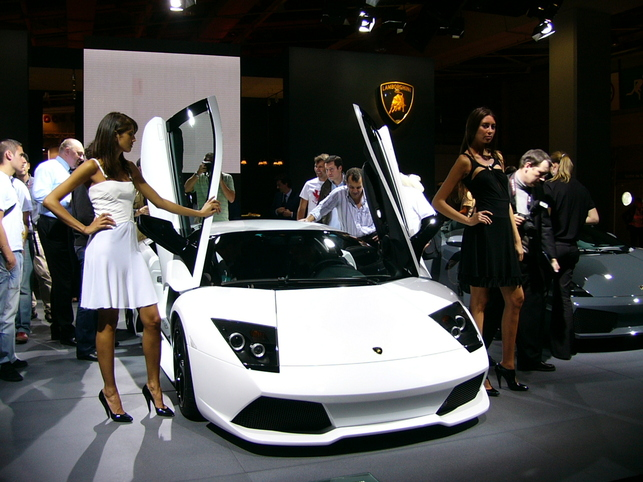 Lamborghini éditions spéciales