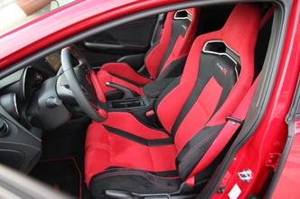 Honda Civic Type R : en avant-première, les photos de l'essai
