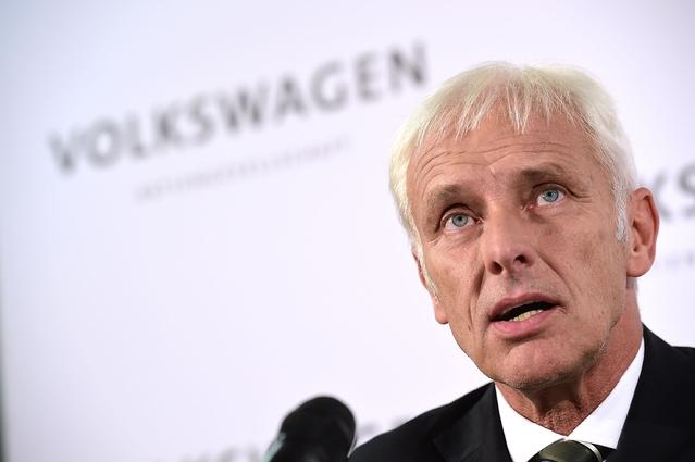 Officiel: les rémunérations des dirigeants de Volkswagen seront bien plafonnées