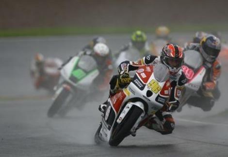 Moto 3 – Allemagne : KO technique pour Louis Rossi