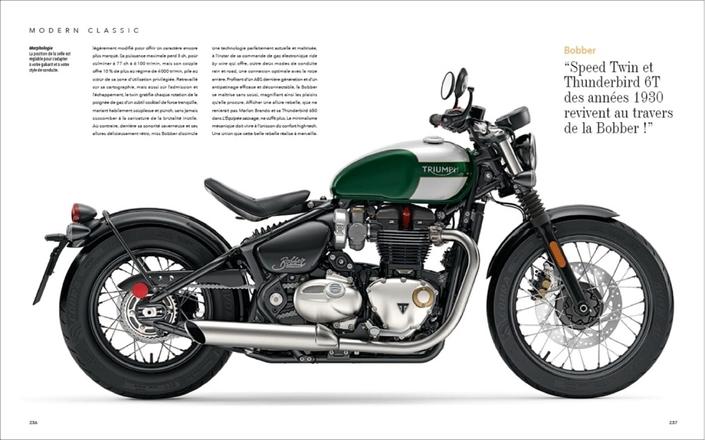 Idée cadeau: Triumph, l'art motocycliste anglais