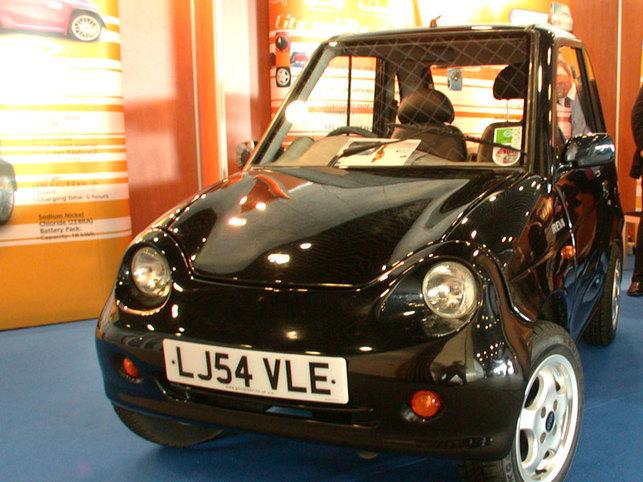 En Belgique, la voiture électrique REVA débarque en janvier 2008