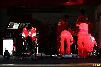 Moto GP - Ducati: Les rumeurs vont bon train