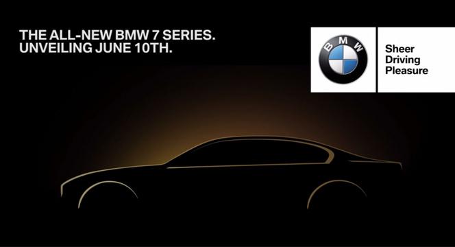 [vidéo] BMW tease sa grande berline Série 7