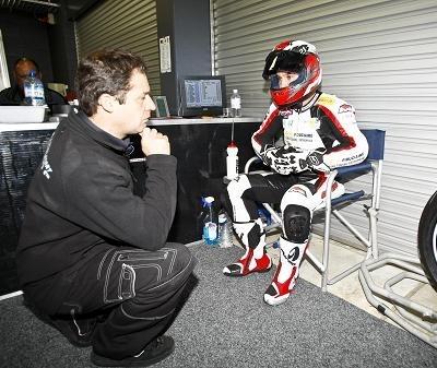 """Supersport - Défi Français: Interview exclusive de Jean Christophe Ponsson: """"Après Monza, je prendrai les mesures nécessaires"""""""