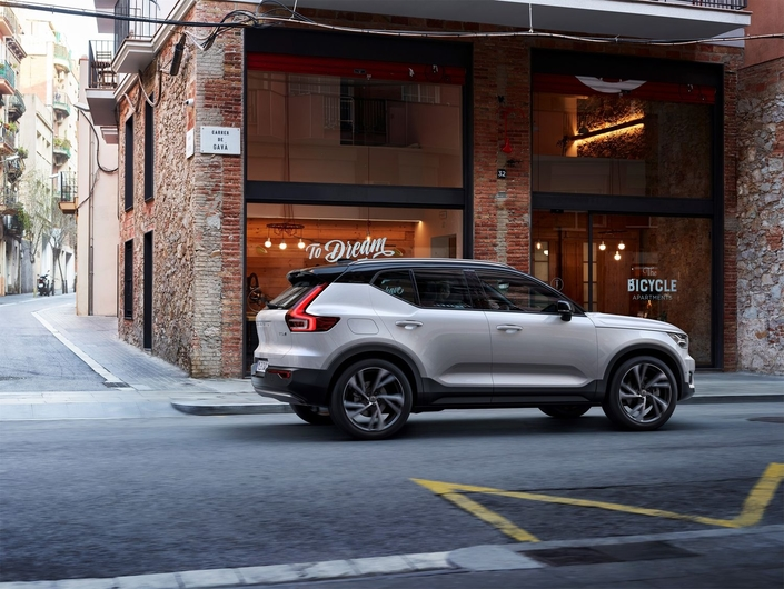 Volvo dévoile le XC40: tout ce qu'il faut savoir