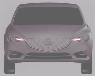 Voici les premières esquisses de la nouvelle Mazda 3
