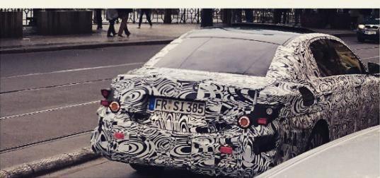Surprise : la prochaine Mercedes Classe E se promène