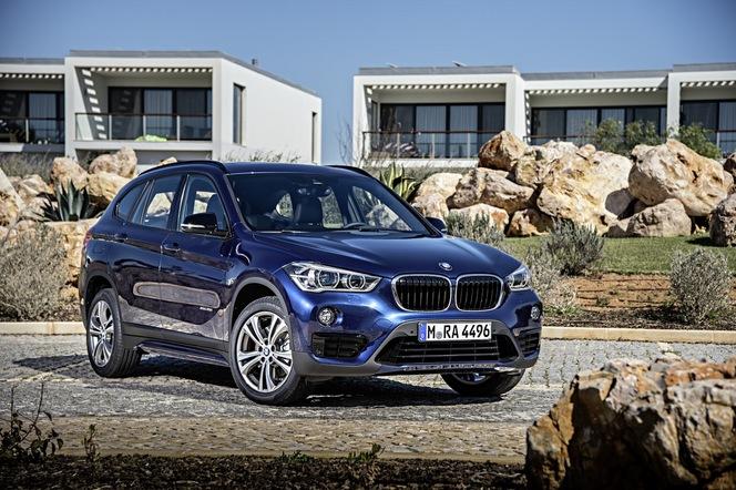 BMW dévoile la seconde génération du X1