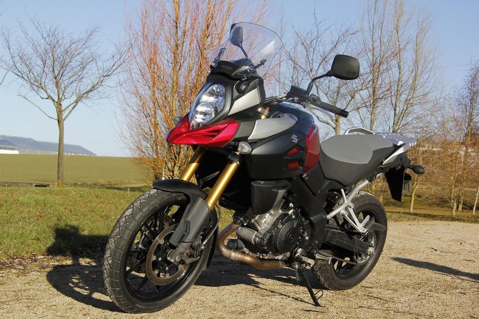 Essai Suzuki DL 1000 V-STrom : Le maxi trail sans fioriture