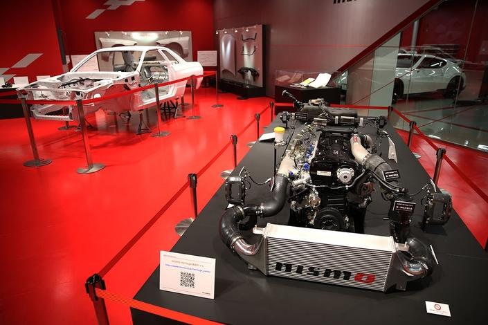Nissan va refabriquer des pièces pour les Skyline R33 et R34