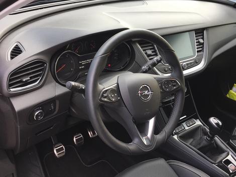 Opel Grandland X : les premières images de l'essai en live + impressions de conduite