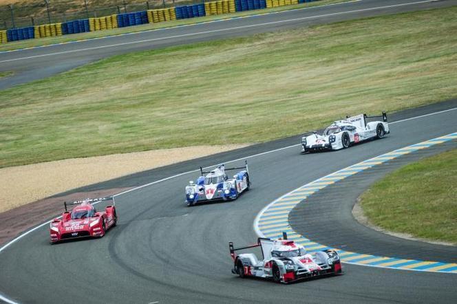 24h du Mans - Journée Test : Porsche annonce la couleur