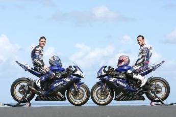 Supersport - Assen: Yamaha a trouvé une seconde en deux jours