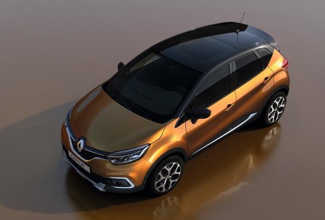 Salon de Genève 2017 - Renault Captur: liftingdiscret