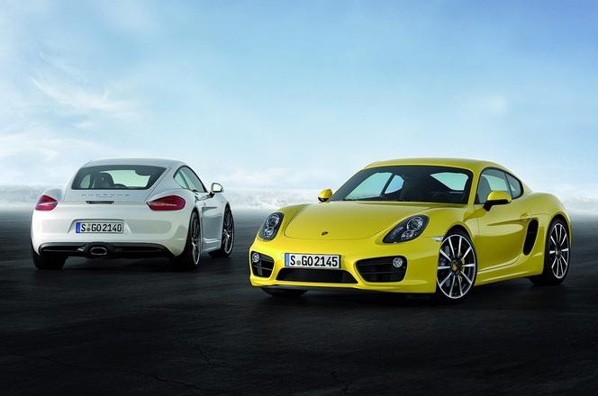 Los Angeles 2012 : le Nouveau Porsche Cayman n'est toujours pas officiel