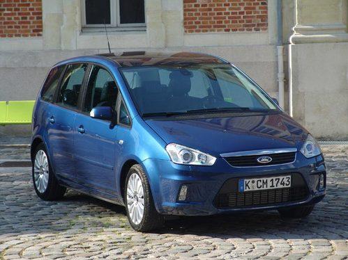 Essai - Ford C-Max restylé : bienvenue dans la famille !