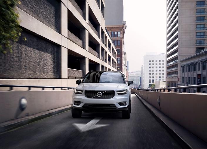 Volvoimagine une offred'abonnement pour le XC40
