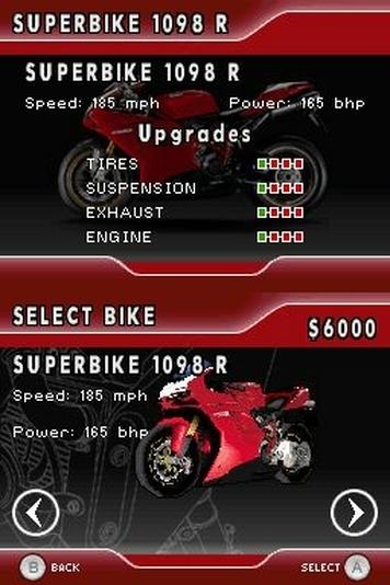 Pilotez cet été une Ducati 1098 en Dual Screen ...