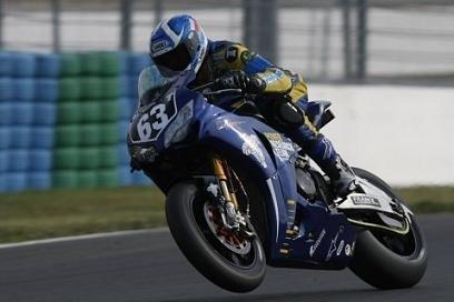 Bol d'Or 2009 : La Superpole pour l'équipage de la Honda Michelin Power