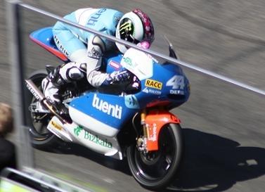 Moto GP France : La course des 125 en quelques imagnes