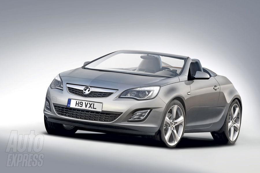 Opel уже в следующем году обещает представить новое поколение купе