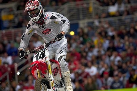Supercross US : Windham revient fort