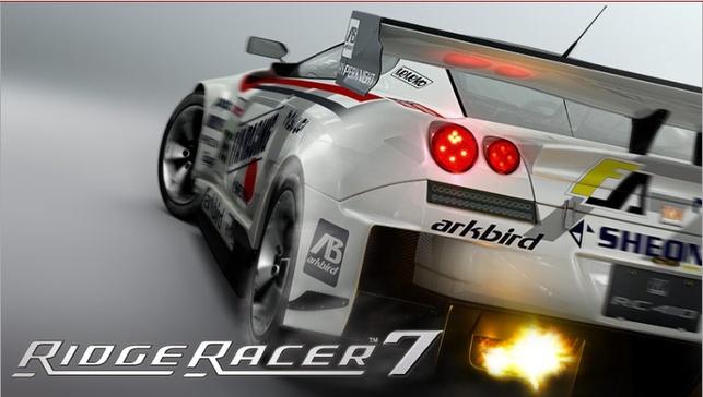 Ridge Racer 7 pour la sortie de la PS3 fin 2006