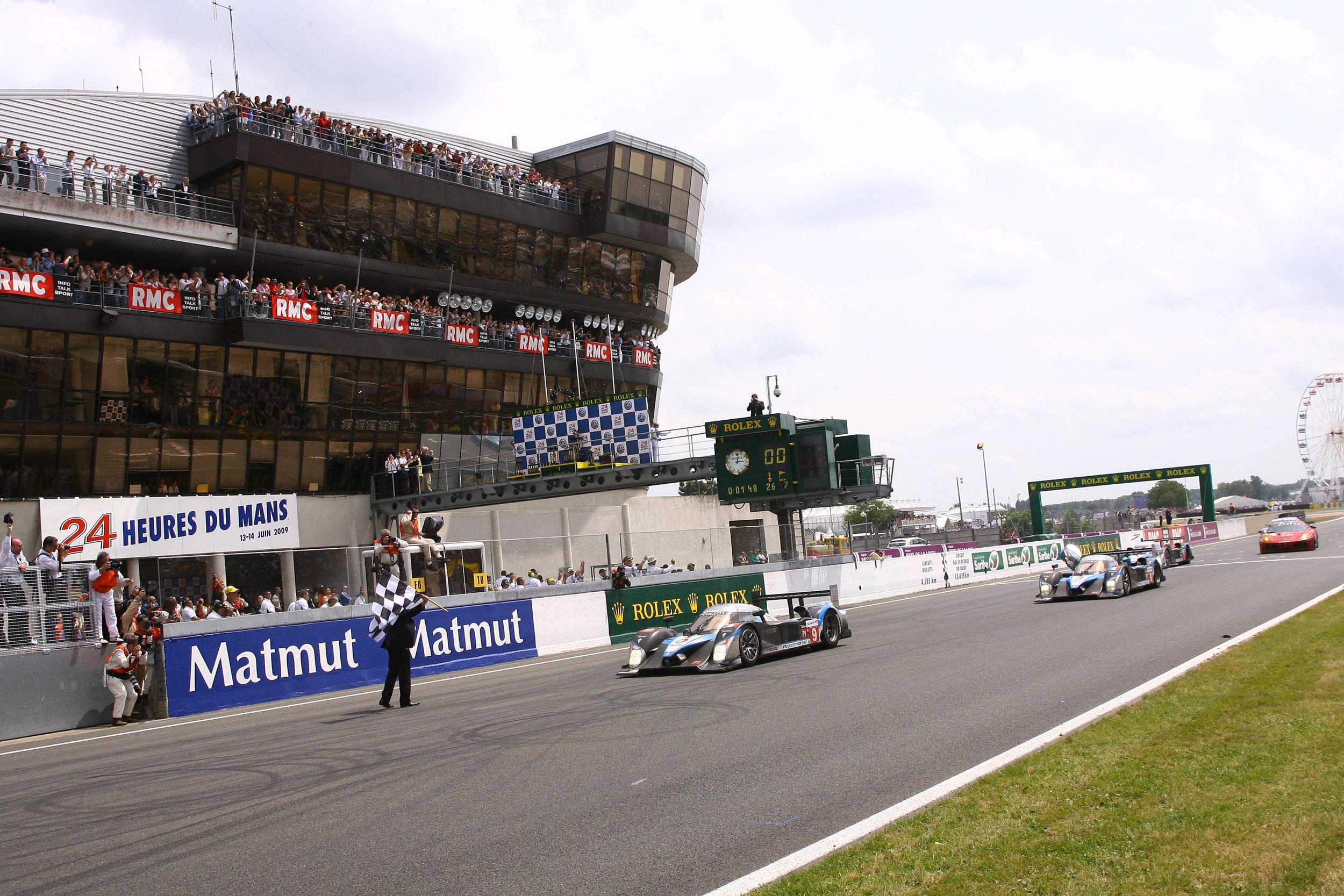 aux 24 Heures du Mans