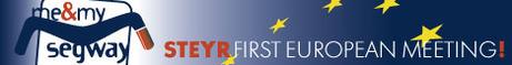 Autriche et Etats-Unis : les adeptes du Segway TP se réunissent lors d'un meeting !