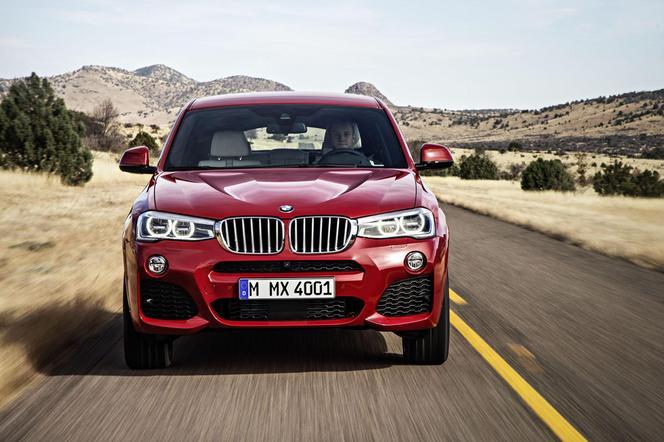 Le nouveau BMW X4 enfin présenté!